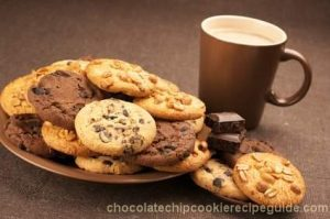 image 7 300x199 Cake and Chocolate Chip Cookie Recipe – Great Way to Show You Care